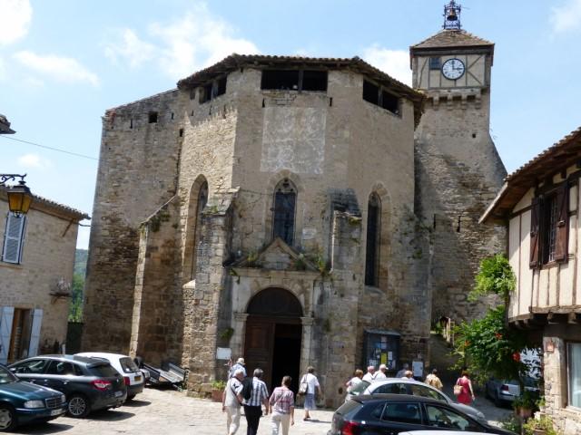 L'Église de Penne