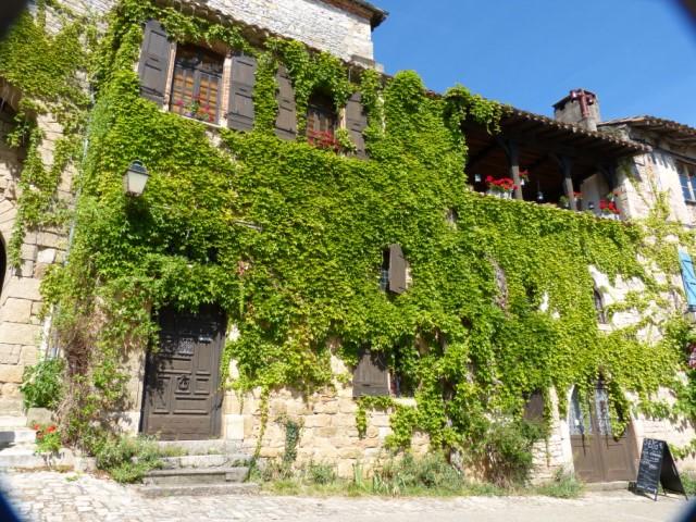 Maison bourgeoise de Bruniquel