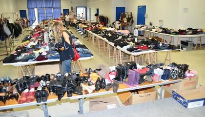 Bourse aux Vêtements Printemps/Été 2020 - dépôt @ Salle du Pont du Buy